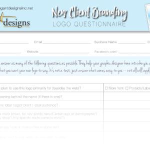 Elegant Designs LOGO branding OPTIN