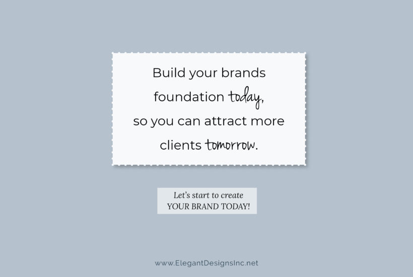 Simple Steps for Picking Fonts to Create a Brand You'll Love!