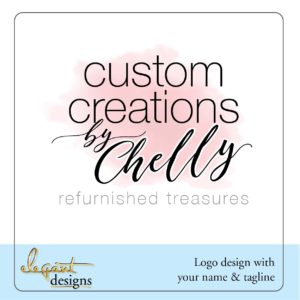 Custom Creations pre-made logo