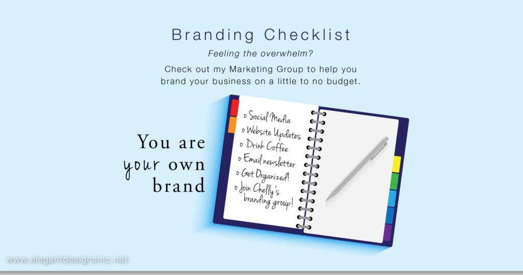 Logo Branding Checklist ElegantDesigns