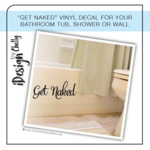 Get Naked Vinyl