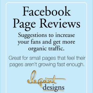Facebook page reviews