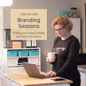 Branding Session