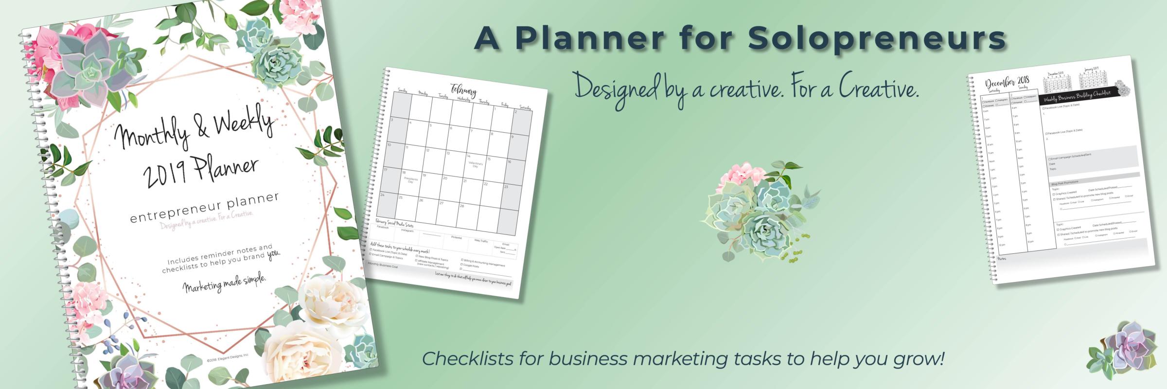 Marketing Planner Slider jan 2019