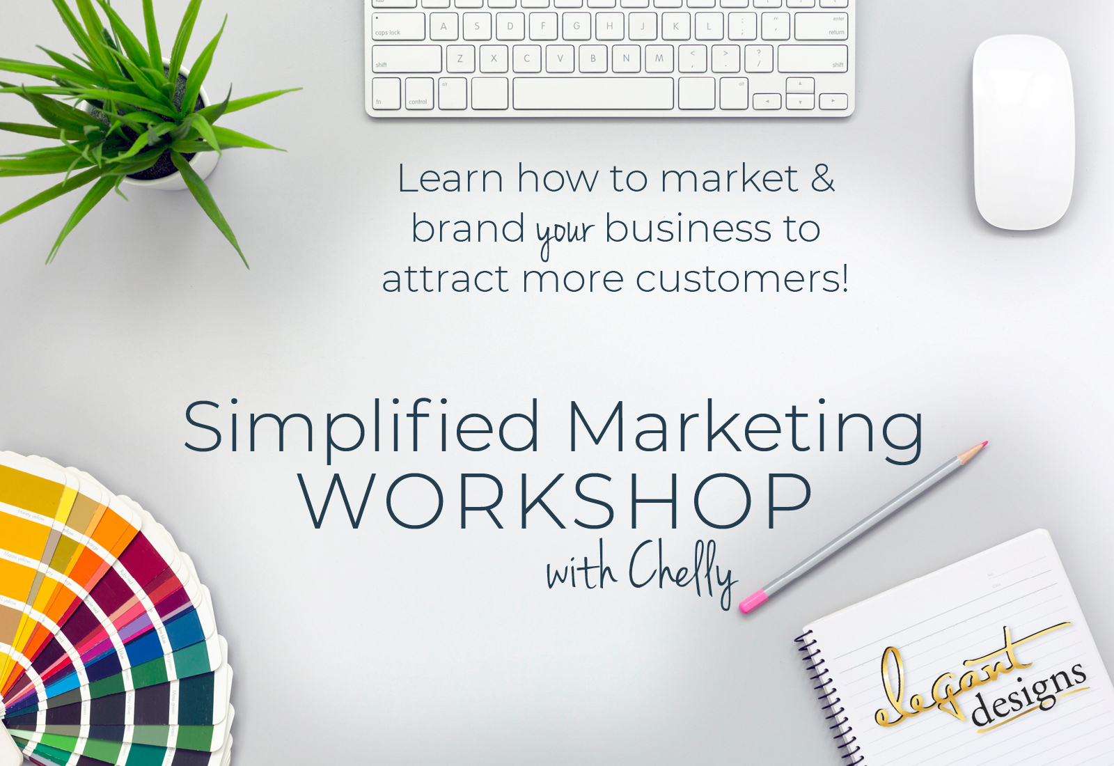 Simplified Marketing Workshop
