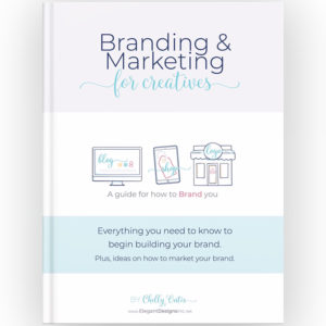 Branding & Marketing for Creatives ebook cover